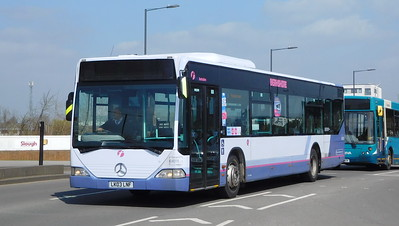 First in Berkshire 64019 - LK03LNF - Slough (Stoke Road)
