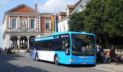 First in Berkshire 63049 - LK07CCX - Windsor (High St)