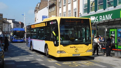 First in Berkshire 64020 - BU04EZF - Slough (High St)