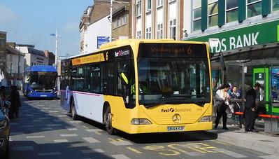 First in Berkshire 64020 - BU04EZF - Slough (High St)