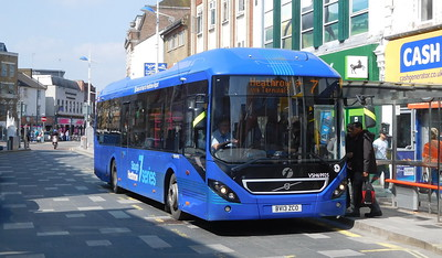 First in Berkshire 69925 - BV13ZCO - Slough (High St)
