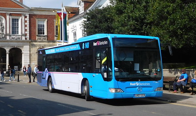 First in Berkshire 64039 - LK07CCX - Windsor (High St)