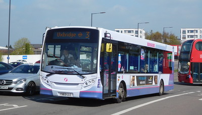 First in Berkshire 44563 - YX63LLC - Slough (Stoke Road)