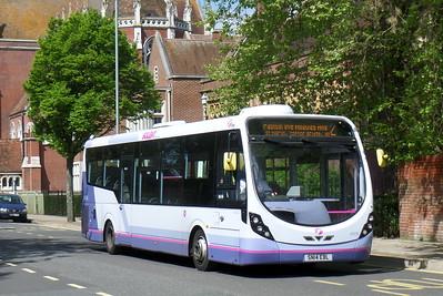 First Solent 47576 - SN14EBL - Portsmouth (Bishop Crispian Way)