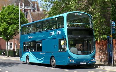 First Solent 37161 - HY07FTA - Portsmouth (Bishop Crispian Way)
