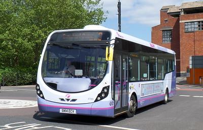 First Solent 47591 - SN14ECV - Portsmouth (Bishop Crispian Way)