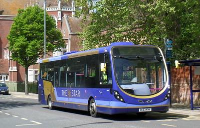 First Solent 63044 - SK63KHV - Portsmouth (Bishop Crispian Way)