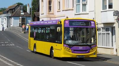 RATP Yellow Buses 524 - YX12AEU - Christchurch (Bridge St)