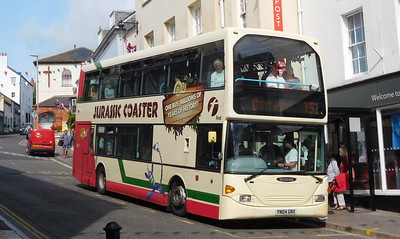 First Wessex 36002 - YN04GNX - Lyme Regis (Post Office)
