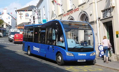 Damory 3830 - HF64BOJ - Lyme Regis (Post Office)