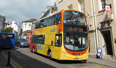 First Wessex 37999 - BF63HDY - Lyme Regis (Post Office)