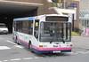 First Cymru 41192 - R192VLD - Carmarthen (bus station) - 6.8.11