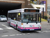 First Cymru 42239 - P239NLW - Carmarthen (bus station) - 6.8.11