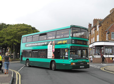 Norfolk Green 5 - YJ03UMK - Hunstanton - 31.7.12
