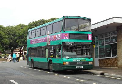 Norfolk Green 4 - YG02FWB - Hunstanton - 31.7.12