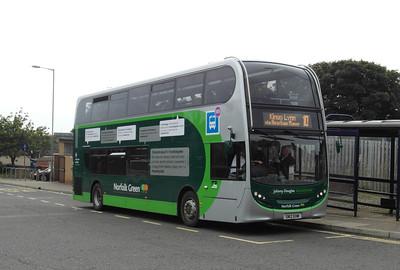 Norfolk Green 21 - SN12EHM - Hunstanton - 31.7.12