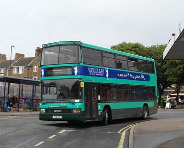 Norfolk Green 7 - YJ51ZVF - Hunstanton - 31.7.12