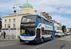 Stagecoach South West 15893 - WA13GDX - Bideford (Quay) - 30.7.13