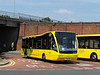 RATP Yellow Buses 20 - T20TYB - Bournemouth (railway station) - 13.7.13