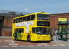 RATP Yellow Buses 281 - X201UMS - Bournemouth (railway station) - 13.7.13