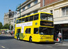 RATP Yellow Buses 284 - V189OOE - Bournemouth (Gervis Place) - 13.7.13
