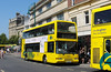 RATP Yellow Buses 285 - V428DRA - Bournemouth (Gervis Place) - 13.7.13