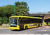 RATP Yellow Buses 11 - R11TYB - Bournemouth (railway station) - 13.7.13