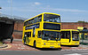 RATP Yellow Buses 283 - X203UMS - Bournemouth (railway station) - 13.7.13