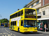 RATP Yellow Buses 417 - Y417CFX - Bournemouth (Gervis Place) - 13.7.13