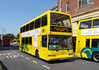 RATP Yellow Buses 427 - HF03ODS - Bournemouth (Gervis Place) - 13.7.13