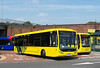 RATP Yellow Buses 7 - R7TYB - Bournemouth (railway station) - 13.7.13