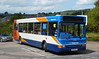 Stagecoach in Devon 34725 - SP05EKX - Axminster (railway station)