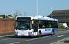 First Solent 65025 - YN54NZZ - Fareham (Hartlands Road) - 15.7.14