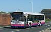 First Solent 66164 - W364EOW - Fareham (Hartlands Road) - 15.7.14