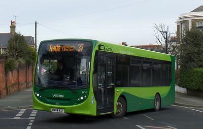 2714 - HW64AXF - Ryde (Dover St)