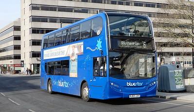 GSC BlueStar 1533 - HJ63JJK - Southampton (Blechynden Terrace)