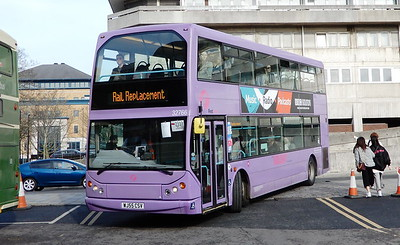 First Solent 32766 - WJ55CSV - Southampton (Central station)