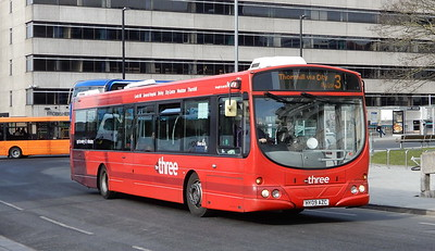 First Southampton 69394 - HY09AZC - Southampton (Blechynden Terrace)