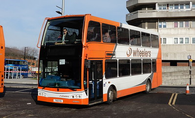 Wheelers 7969RU - Southampton (Central station)