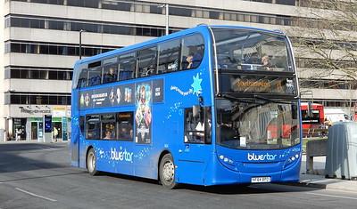 GSC BlueStar 1604 - HF64BPO - Southampton (Blechynden Terrace)