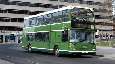 Xelabus 553 - J8XEL - Southampton (Blechynden Terrace)