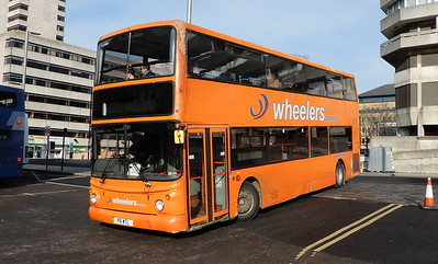 Wheelers P6WTL - Southampton (Central station)