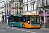 Cardiff Bus 112 - CE63NYT - Cardiff (St Mary St)