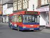 Wilts & Dorset 305 - HW54BTZ - Salisbury (Fisherton St) - 10.3.12