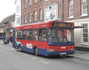 Wilts & Dorset 317 - SN03ECC - Salisbury (Endless St) - 10.3.12