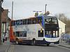 Stagecoach in Hampshire 15806 - GX12DXU - Salisbury (Rollestone St) - 10.3.12