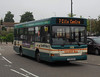 Cardiff Bus 148 - T148DAX - Cardiff Bay (Mermaid Quay) - 30.7.11