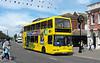 RATP Yellow Buses 412 - Y412CFX - Christchurch (high street) - 6.8.13