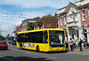 RATP Yellow Buses 16 - R16TYB - Christchurch (high street) - 6.8.13