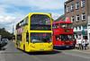 RATP Yellow Buses 115 - HF05HNC - Christchurch (high street) - 6.8.13